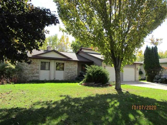 2222 Cumberland Drive, Green Bay, WI 54311 (#50230651) :: Symes Realty, LLC