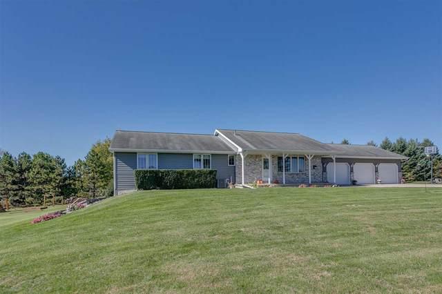 N2291 Winchester Road, Hortonville, WI 54944 (#50230669) :: Carolyn Stark Real Estate Team