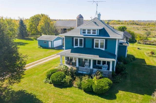 5553 Hwy 45, Oshkosh, WI 54902 (#50230692) :: Ben Bartolazzi Real Estate Inc