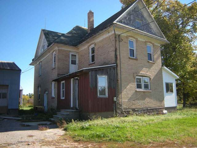 E6226 Hwy Oo, Marion, WI 54950 (#50230730) :: Town & Country Real Estate