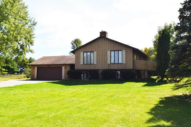E3957 Hwy 29, Kewaunee, WI 54216 (#50230804) :: Todd Wiese Homeselling System, Inc.