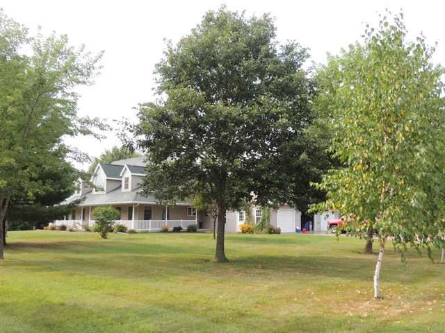 5110 N Loop Road, Larsen, WI 54947 (#50230853) :: Ben Bartolazzi Real Estate Inc