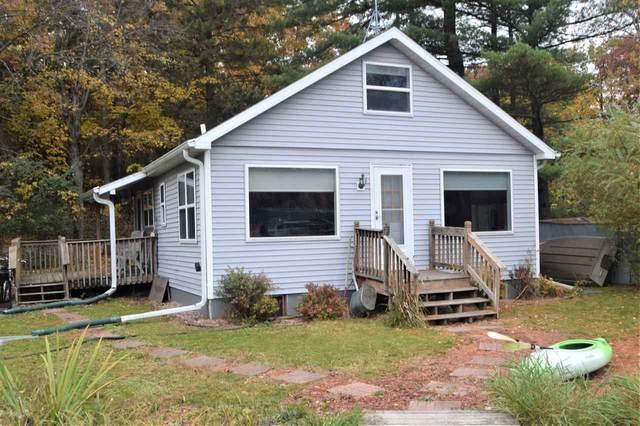 N2532 Whispering Pines Road, Waupaca, WI 54981 (#50230883) :: Todd Wiese Homeselling System, Inc.