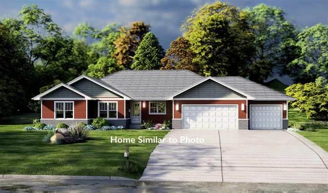 1717 Alfred Way, Green Bay, WI 54313 (#50230893) :: Ben Bartolazzi Real Estate Inc