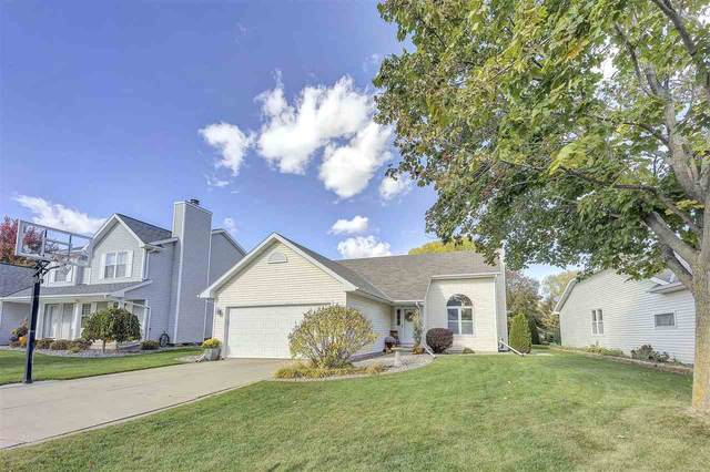 2009 E Baraboo Circle, De Pere, WI 54115 (#50230905) :: Todd Wiese Homeselling System, Inc.