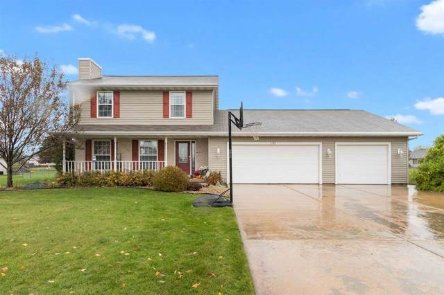 2787 Altair Street, Green Bay, WI 54311 (#50230913) :: Symes Realty, LLC