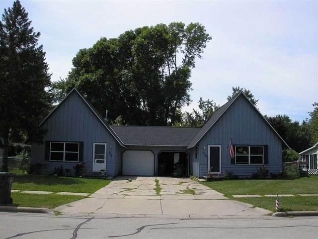 438 St Bernard Street, De Pere, WI 54315 (#50230984) :: Todd Wiese Homeselling System, Inc.