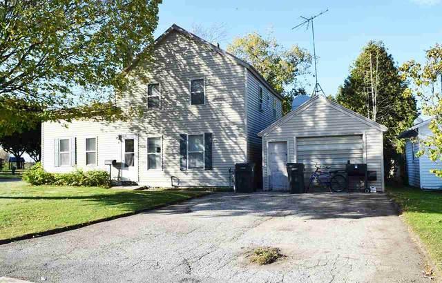 921 Navarino Street, Algoma, WI 54201 (#50231040) :: Todd Wiese Homeselling System, Inc.