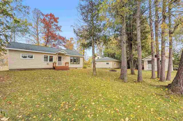 10878 Wescott Lake Road, Pound, WI 54161 (#50231070) :: Carolyn Stark Real Estate Team