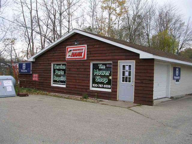 W7593 Hwy 21, Wautoma, WI 54982 (#50231093) :: Ben Bartolazzi Real Estate Inc