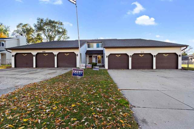914 Square Terrace, Green Bay, WI 54313 (#50231104) :: Todd Wiese Homeselling System, Inc.