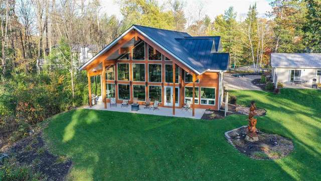 N2979 Otter Drive, Waupaca, WI 54981 (#50231175) :: Todd Wiese Homeselling System, Inc.