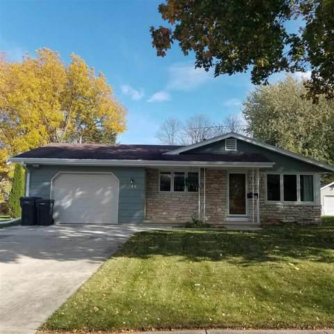 444 Jensen Street, Chilton, WI 53014 (#50231209) :: Ben Bartolazzi Real Estate Inc