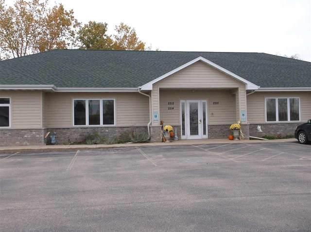 2210 Omro Road C, Oshkosh, WI 54904 (#50231214) :: Carolyn Stark Real Estate Team