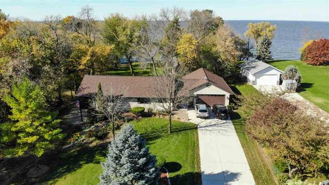 N4045 Twilight Beach Road, Chilton, WI 53014 (#50231241) :: Town & Country Real Estate