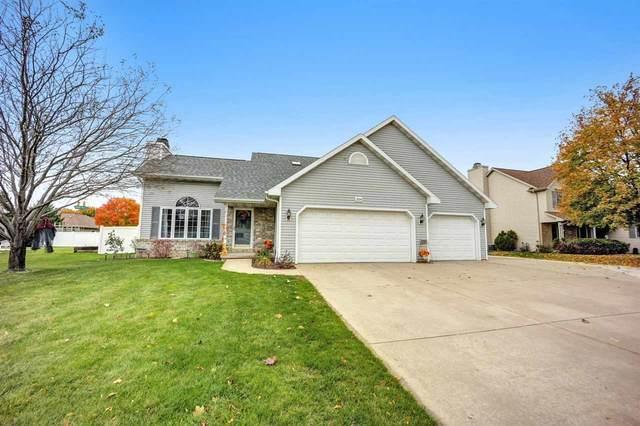 204 Sullivan Lane, De Pere, WI 54115 (#50231265) :: Todd Wiese Homeselling System, Inc.