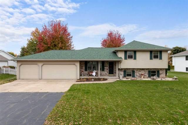 W2409 Snowberry Drive, Appleton, WI 54915 (#50231300) :: Ben Bartolazzi Real Estate Inc