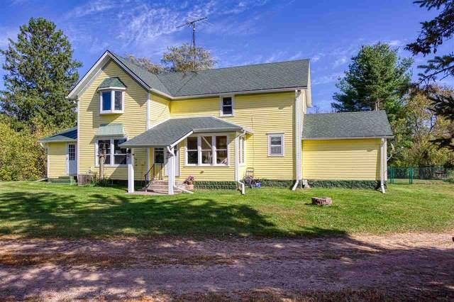 E5551 Hwy 161, Manawa, WI 54949 (#50231316) :: Ben Bartolazzi Real Estate Inc