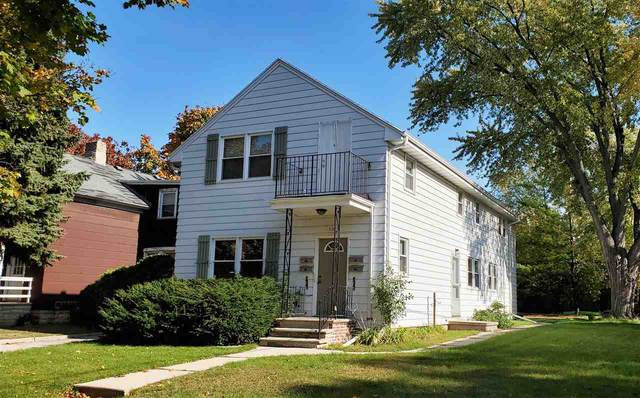 521 S Jackson Street, Green Bay, WI 54301 (#50231331) :: Todd Wiese Homeselling System, Inc.