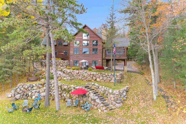 5321 Dam Lake Road, Eagle River, WI 54521 (#50231337) :: Carolyn Stark Real Estate Team