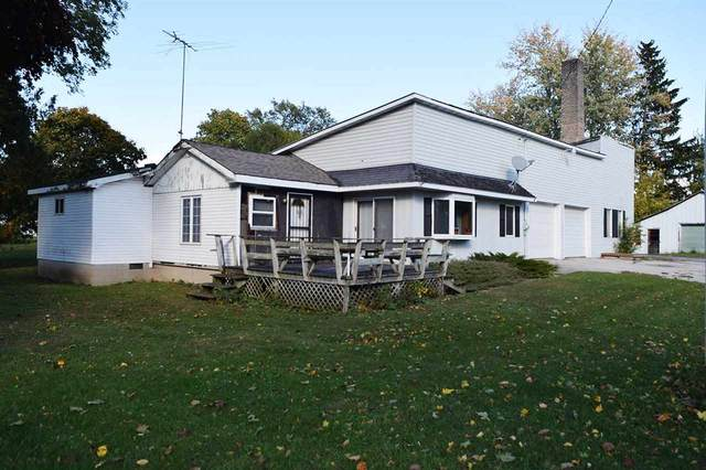 E3260 Hwy S, Casco, WI 54205 (#50231381) :: Ben Bartolazzi Real Estate Inc