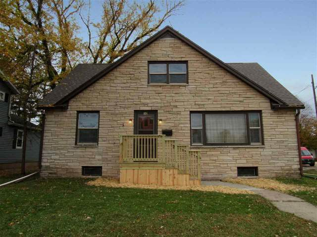 1011 Bechaud Avenue, North Fond Du Lac, WI 54937 (#50231408) :: Ben Bartolazzi Real Estate Inc