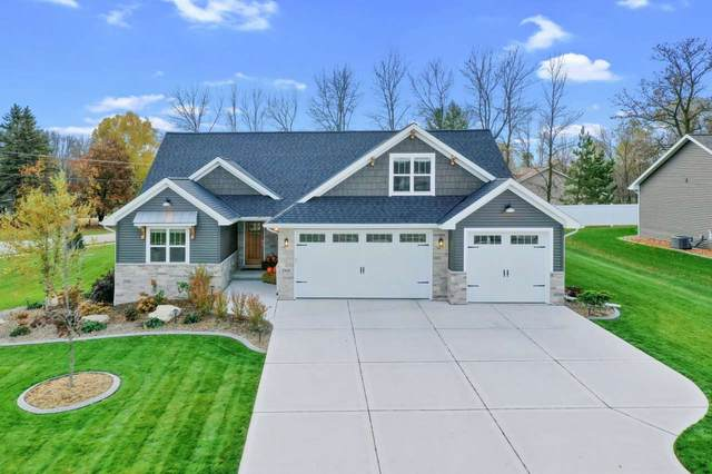 2505 Moose Creek Trail, Suamico, WI 54313 (#50231411) :: Ben Bartolazzi Real Estate Inc