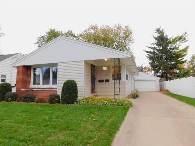 1628 Harold Street, Green Bay, WI 54302 (#50231420) :: Dallaire Realty
