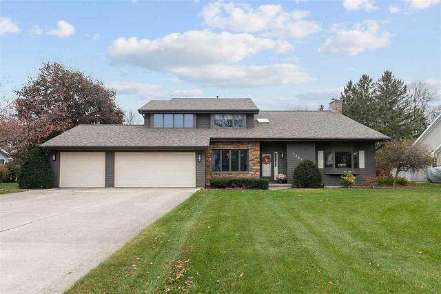 3007 W Heritage Avenue, Appleton, WI 54914 (#50231424) :: Ben Bartolazzi Real Estate Inc