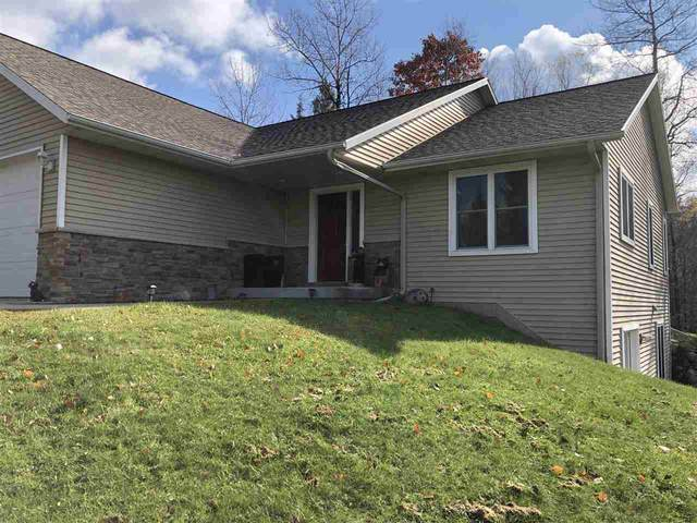 4252 Quade Lane, Crandon, WI 54520 (#50231434) :: Ben Bartolazzi Real Estate Inc