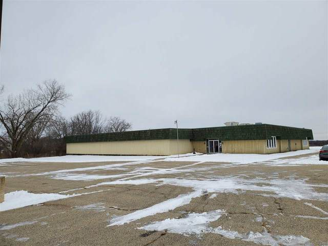 W1802 Hwy A, Green Lake, WI 54941 (#50231440) :: Dallaire Realty