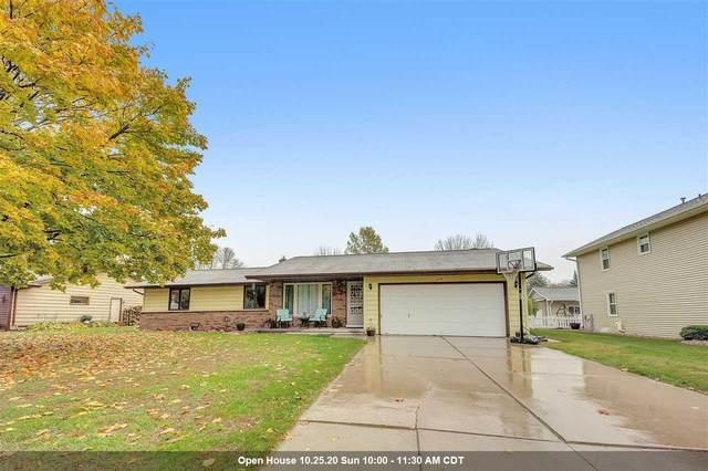 2179 Rachel Drive, Green Bay, WI 54311 (#50231454) :: Symes Realty, LLC
