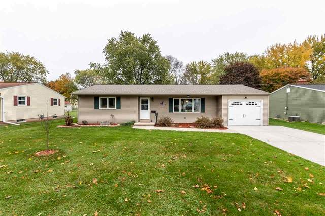 1449 Hastings Street, Green Bay, WI 54301 (#50231457) :: Dallaire Realty
