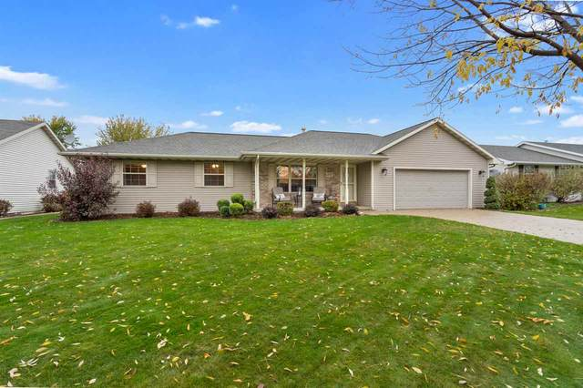 3173 Windland Drive, Green Bay, WI 54311 (#50231460) :: Dallaire Realty