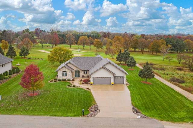 W1533 Gladys Court, Berlin, WI 54923 (#50231464) :: Ben Bartolazzi Real Estate Inc