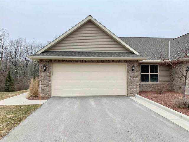 2449 Remington Road #1, Green Bay, WI 54302 (#50231476) :: Dallaire Realty