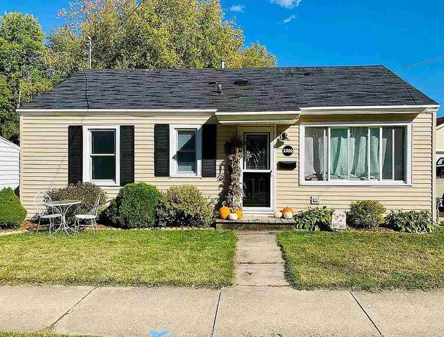 2200 Jefferson Street, Oshkosh, WI 54901 (#50231484) :: Ben Bartolazzi Real Estate Inc