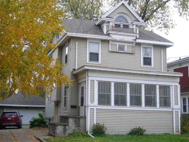 446 Bowen Street, Oshkosh, WI 54901 (#50231497) :: Ben Bartolazzi Real Estate Inc