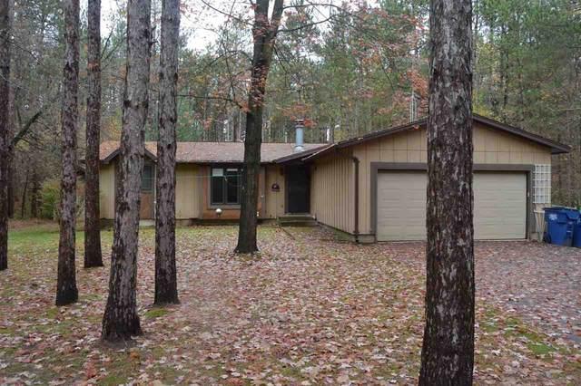 7787 W Evergreen Drive, Waupaca, WI 54981 (#50231530) :: Ben Bartolazzi Real Estate Inc