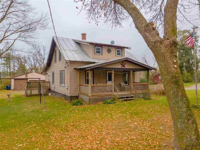 E503 Rieben Road, Waupaca, WI 54981 (#50231545) :: Todd Wiese Homeselling System, Inc.
