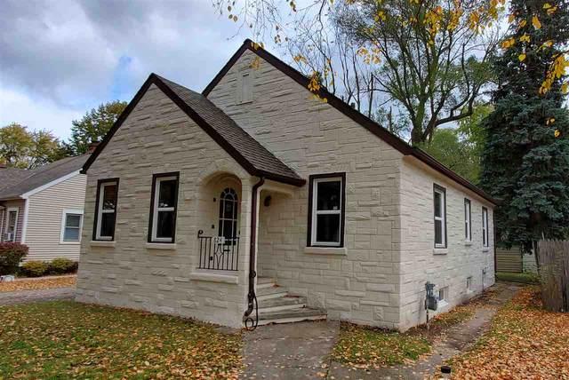 824 Shea Avenue, Green Bay, WI 54303 (#50231548) :: Ben Bartolazzi Real Estate Inc