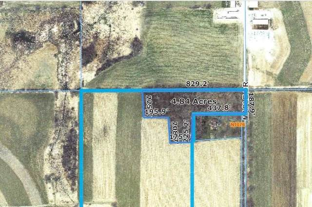 Maple Drive, Campbellsport, WI 53010 (#50231558) :: Todd Wiese Homeselling System, Inc.