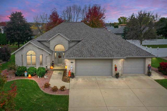 1159 Drews Drive, De Pere, WI 54115 (#50231565) :: Ben Bartolazzi Real Estate Inc