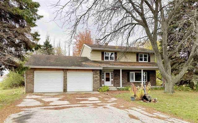 N7445 Sunset Circle Drive, North Fond Du Lac, WI 54937 (#50231567) :: Ben Bartolazzi Real Estate Inc