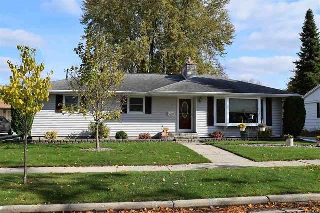 37 Arvey Lane, Fond Du Lac, WI 54935 (#50231595) :: Todd Wiese Homeselling System, Inc.
