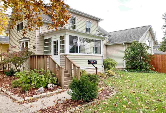 118 E 13TH Street, Fond Du Lac, WI 54935 (#50231637) :: Ben Bartolazzi Real Estate Inc