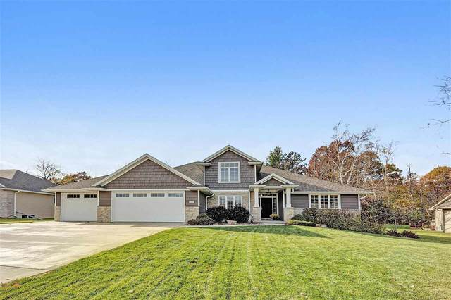 920 Red Fox Drive, Green Bay, WI 54313 (#50231655) :: Symes Realty, LLC