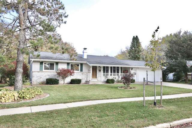 947 Buttermilk Creek Drive, Fond Du Lac, WI 54935 (#50231660) :: Ben Bartolazzi Real Estate Inc