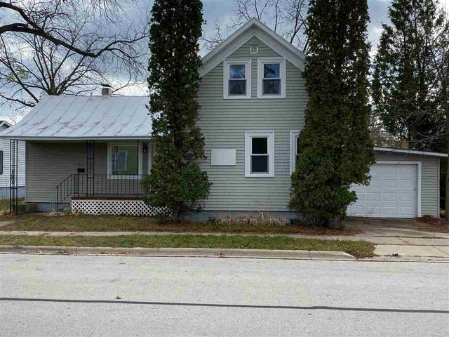 416 2ND Street, Oconto, WI 54153 (#50231674) :: Ben Bartolazzi Real Estate Inc