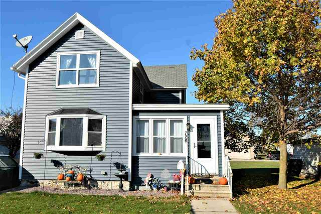 726 St Paul Street, Kiel, WI 53042 (#50231680) :: Ben Bartolazzi Real Estate Inc